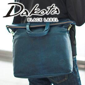 【9/26迄★ケアセット+Wプレゼント付】 Dakota BLACK LABEL ダコタ ブラックレーベル バッグホースト 2WAYショルダーバッグ 1620422メンズ バッグ 2WAY ショルダーバッグ 斜めがけ 日本製 ギフト プレゼント ブランド
