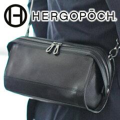 HERGOPOCH(エルゴポック)_MergeSeries_2WAYクラッチショルダーバッグ_MG-PSL