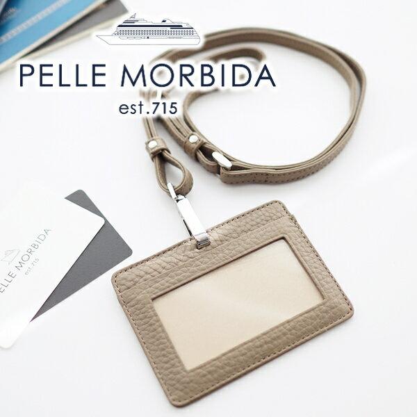 【選べる実用的ノベルティ付】 PELLE MORBIDA ペッレモルビダ IDカードケースBarca バルカ シュリンクレザーIDカードケース PMO-BA012メンズ IDカードホルダー カードケース ペッレ モルビダ ペレモルビダ 日本製 ギフト