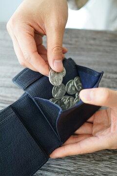 CORBO.(コルボ)_GOAT_小銭入れ付き二つ折り財布(横型)_1LJ-1301