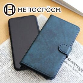 【実用的Wプレゼント付】 HERGOPOCH エルゴポック iphoneケース06 Series 06シリーズ ワキシングレザーアイフォンケース(iPhoneXR 専用) 06W-IXRメンズ アイフォン ケース iPhone XR 日本製 ギフト ブランド