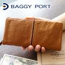 【選べる実用的ノベルティ付】 BAGGY PORT バギーポート フルクロームツートン 小銭入れ付き長財布HRD-400メンズ 財布…