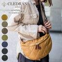 【選べるかわいいノベルティ付】 [ 2019年 春夏新作 ] CLEDRAN クレドラン バッグROTA(ロタ) ボディバッグ CR-CL214…