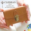 【選べるかわいいノベルティ付】 CLEDRAN クレドラン カードケースVOIRA(ヴォイラ) カードケース CR-CL1407レディー…