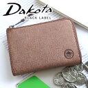 【実用的Wプレゼント付】 Dakota BLACK LABEL ダコタ ブラックレーベル 財布バレック パスケース付きコインケース 062…