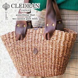 【選べるかわいいノベルティ付】 CLEDRAN クレドラン バッグHAND&WORK(ハンド&ワーク) ソフトハンドバスケット CR-CL3074レディース バスケット かごバッグ 日本製 ギフト かわいい おしゃれ プレゼント ブランド