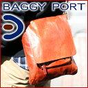 BAGGY PORT バギーポート フルクローム シリーズ ショルダーバッグ(小) NIS-6409メンズ バッグ ショルダーバッグ ポイント10倍 baggyport 送料無料【楽ギフ_包装選択】