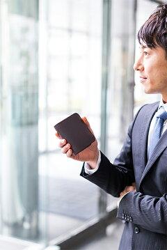 CORBO.コルボ-Libro-リーブロシリーズ小銭入れ付き二つ折りミニ財布8LF-9422メンズ財布