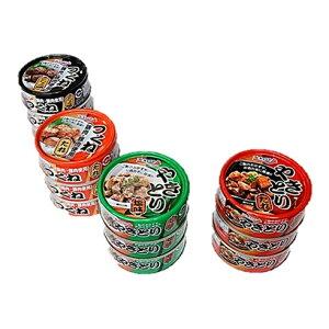 焼き鳥つま缶4種12缶セット
