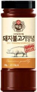 バーベキューのもみダレに豚プルコギのタレ(小)250g(韓国食品、調味料、惣菜)