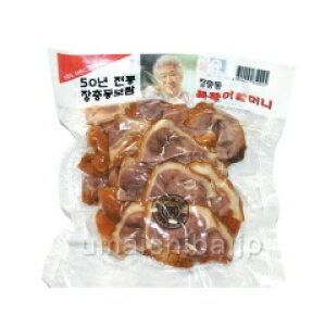 [チャンチュン]スライス豚足 800g(肉加工品)