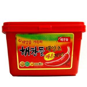 [ヘチャンドル]コチュジャン 500g()(韓国食品、調味料、)