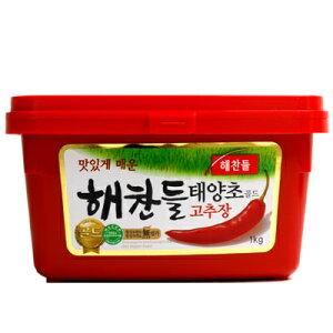 [ヘチャンドル]コチュジャン 14kg(韓国食品、調味料、辛味噌)