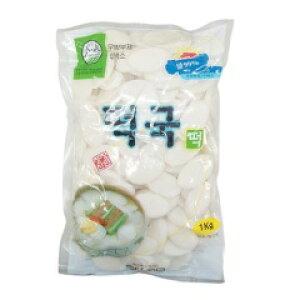 松鶴 トック1kg×2袋(韓国食品、インスタント食品、もち、餅)