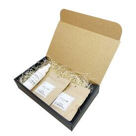 ギフトセット(マスクスッキリ洗剤2個+抗菌・抗ウイルスミスト1本入り)