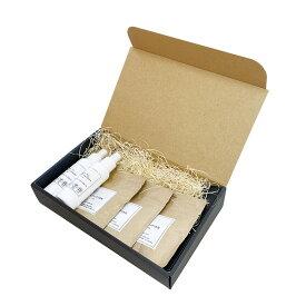 ギフトセット(マスクスッキリ洗剤3個+抗菌・抗ウイルスミスト2本入り)