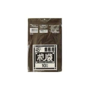 [3箱から送料無料][事業者限定] N-42[45L]黒[0.030×ヨコ650×タテ800mm][10枚入×60冊][日本サニパック正規代理店][同一メーカー3ケース以上送料無料](注)宛先が個人名の場合はお取り扱いできません