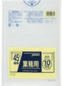 [3箱から送料無料][事業者限定] PL43[45L]透明0.050×ヨコ650×タテ800mm[10枚×30冊][ジャパックス正規代理店][同一メーカー3ケース以上送料無料](注)宛先が個人名の場合はお取り扱いできません