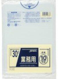 [3箱から送料無料][事業者限定] P-33[30L]透明[0.030×500×700mm][10枚×60冊][ジャパックス正規代理店][同一メーカー3ケース以上送料無料](注)宛先が個人名の場合はお取り扱いできません