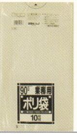 [3箱から送料無料][事業者限定] L-93[90L特厚]透明[0.050×ヨコ900×タテ1000mm][10枚入×20冊][日本サニパック正規代理店][同一メーカー3ケース以上送料無料](注)宛先が個人名の場合はお取り扱いできません