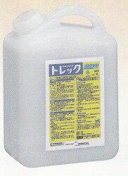 コニシ トレック 4L[ゼリー状で壁面・天井も簡単作業の強力中性洗剤]《コニシボンド正規代理店》●北海道、沖縄離島は別途送料がかかります。