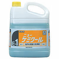 ニイタカ ニューケミクール4kg(E-1)ガンコな油汚れを根こそぎ落とす《ニイタカ正規代理店》