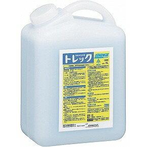 コニシ トレック 4L【ゼリー状で壁面・天井も簡単作業の強力中性洗剤】《コニシボンド正規代理店》