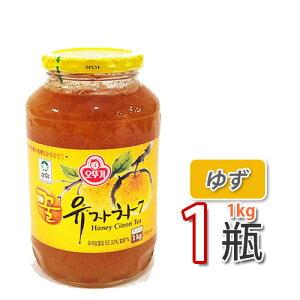 蜂蜜ゆず茶 1kg