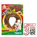 (00004)【送料無料!】【市場】スンデ250g(腸詰)X 3パック〔クール便〕 【韓国食品・韓国料理・韓国食材・おかず】【…
