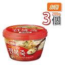 (06302)【ヤンバン】アワビ おかゆ 288g x 3個 set即席食品 加工食品 お粥 栄養 簡単 【韓国食品・韓国料理・韓国食材…