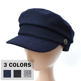 【3 COLORS】BENELLI MONTACONE(ベネリモンタコーネ) WOOL MARINE CAP(ウール マリンキャップ)