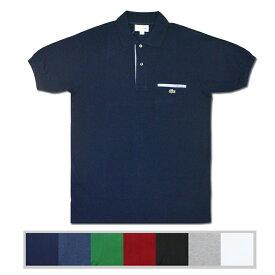 【7 COLORS】 FRANCE LACOSTE(直輸入フランスラコステ) #PH1981 S/S PIQUE POLOSHIRTS(半袖 鹿の子 ポロシャツ)