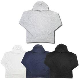 【4 COLORS】GOODWEAR(グッドウェア)【MADE IN U.S.A.】 L/S P/O HOOD T SHIRTS(アメリカ製 長袖フードポケットTシャツ)
