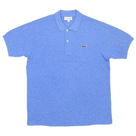 FRANCE LACOSTE(直輸入フランスラコステ) #L1264 S/S PIQUE POLOSHIRTS(半袖 鹿の子 ポロシャツ) IPOMEE CHINE(EUA)