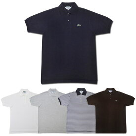 【5 COLOR】JAPAN LACOSTE(ジャパンラコステ) 別注ライン S/S 70's DROP TAIL PIQUE POLOSHIRTS(半袖 ドロップテール 鹿の子 ポロシャツ)