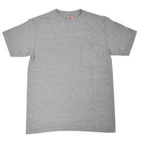 GOODWEAR(グッドウェア) S/S C/N POCKET T SHIRTS(半袖クルーネックポケットTシャツ) CUSTOM FIT(カスタムフィット)OXFORD GREY
