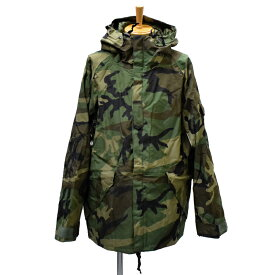 MILITARY(ミリタリー) DEAD STOCK(デッドストック)【MADE IN U.S.A】 ECWCS GENI LEVEL4(エクワックス) PARKA COLD WEATHER CAMOUFLAGE(パーカ コールドウェザー) 後期型