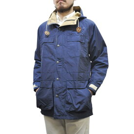 SIERRA DESIGNS(シェラデザイン) 【MADE IN USA】(アメリカ製) 60/40(ロクヨンクロス) MOUNTAIN PARKA(マウンテンパーカ) NAVY/VINTAGE TAN