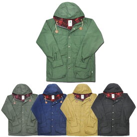 【5 COLORS】SIERRA DESIGNS(シェラデザイン) 【MADE IN USA】 60/40 MOUNTAIN PARKA(アメリカ製 マウンテンパーカ) PENDLETON LINED(ペンドルトン チェックライニング)