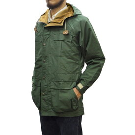 SIERRA DESIGNS(シェラデザイン)【MADE IN U.S.A.】 50TH ANNIVERSARY EDITION MOUNTAIN PARKA(アメリカ製 50周年記念限定トート付き マウンテンパーカ) 60/40(ロクヨンクロス) GREEN/TAN