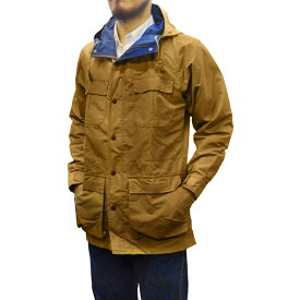 SIERRA DESIGNS(シェラデザイン)【MADE IN U.S.A.】 50TH ANNIVERSARY EDITION MOUNTAIN PARKA(アメリカ製 50周年記念限定トート付き マウンテンパーカ) 60/40(ロクヨンクロス) TAN/NAVY
