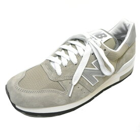 NEW BALANCE(ニューバランス)【MADE IN U.S.A】アメリカ製 M995GR SUEDE(スウェード) GRAY(グレー)