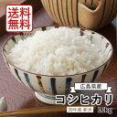 【送料無料】【新米】【広島県産】30年産コシヒカリ10kg精米(白米)