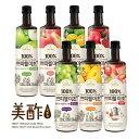 【送料無料】ミチョ 美酢 全7種類から選べる6本 ざくろ・カラマンシ—・もも・マスカット・パイナップル・青りんご・…