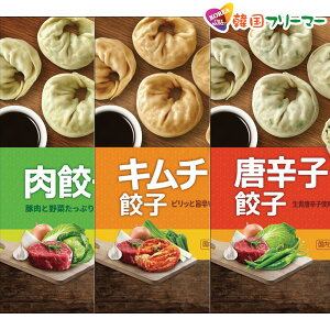 FOODTREND 手作り餃子 選べる 3種セット 420g (肉餃子 キムチ餃子 唐辛子餃子) 韓国マンドウ 韓国餃子 冷凍