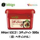 CJ ビビゴ コチュジャン 500g ヘチャンドル 韓国調味料 韓国食品 ゴチュジャン