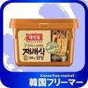 ■ヘチャンドル味噌 500g x(1個)■■韓国味噌■韓国料理/韓国食材/調味料/韓国ソース/韓国味噌/在来式味噌/味噌汁