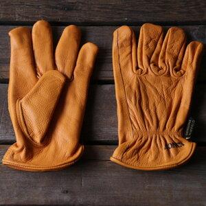 Kinco Gloves キンコグローブ 81 水牛革/キャンプ/ガーデニング/ハスクバーナ64-01/ヘルコ HR-1/手袋/軍手/ハンドカバー/安全手袋/アウトドア/薪割り/薪ストーブ/おしゃれな手袋