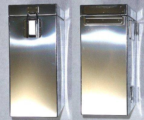 拙者 ステンレスサイドボックス ダイワ用typeII Mサイズ