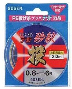 ゴーセン テクミーテーパー砂紋 0.8-5号 0.8-6号 1-5号 1-6号